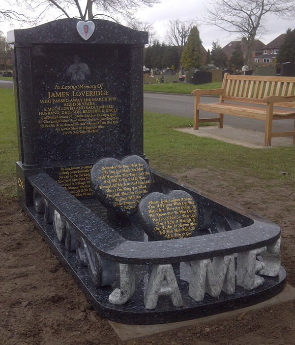 Manchester memorials designed specifically to your needs